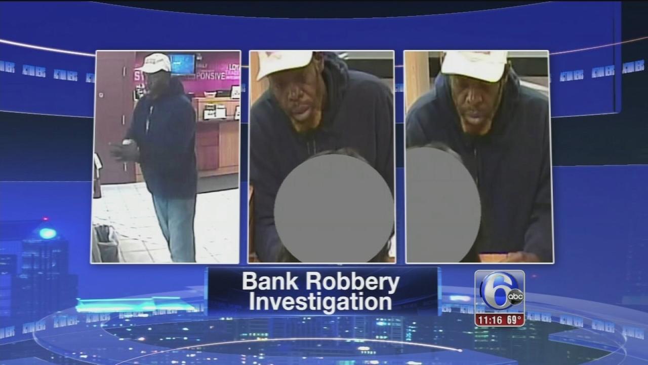VIDEO: Abington bandit