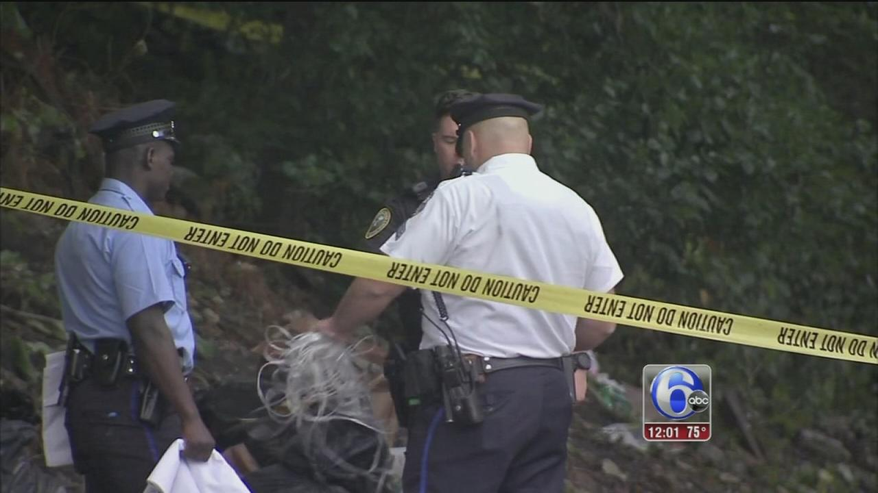 VIDEO: Body found in Kensington