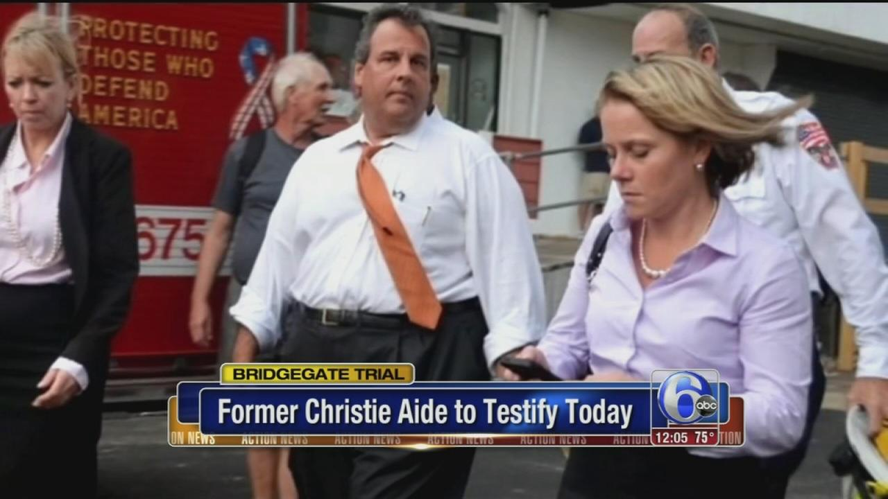 VIDEO: Ex-Christie aide to testify