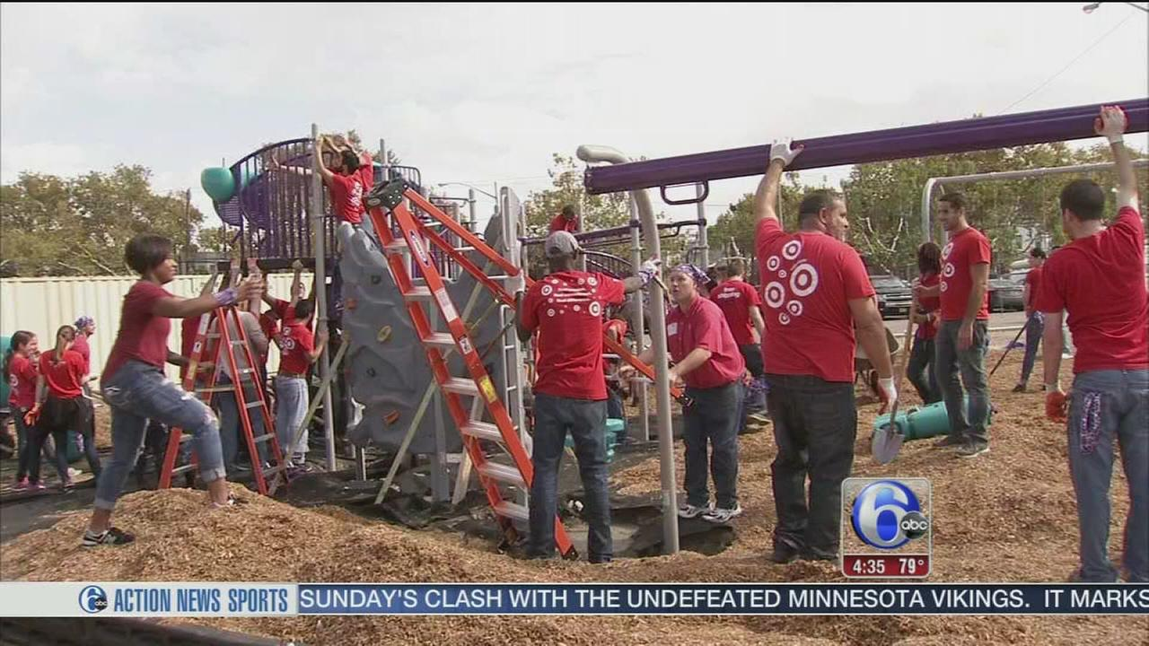 Kaboom and Target team up for kids