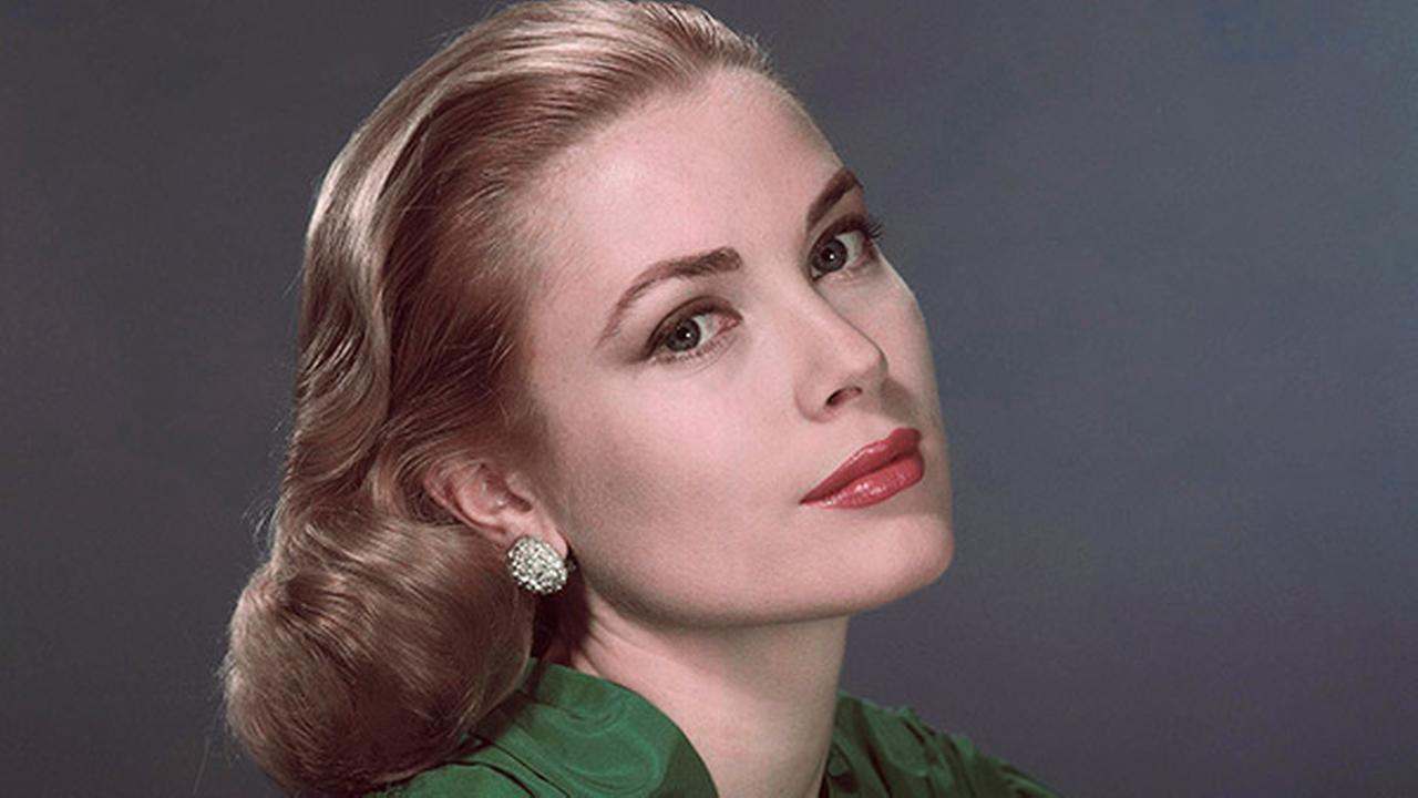 FILE - This undated file photo shows Grace Kelly.