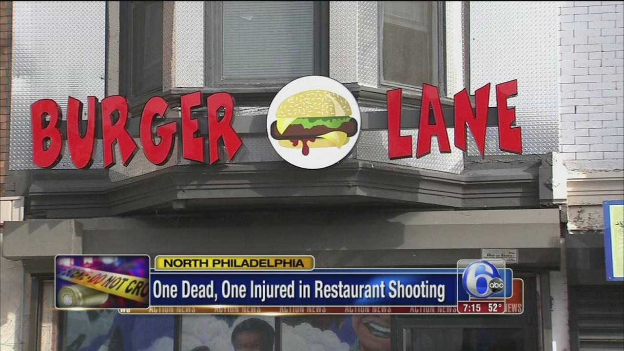 VIDEO: Deadly double shooting in North Phila.
