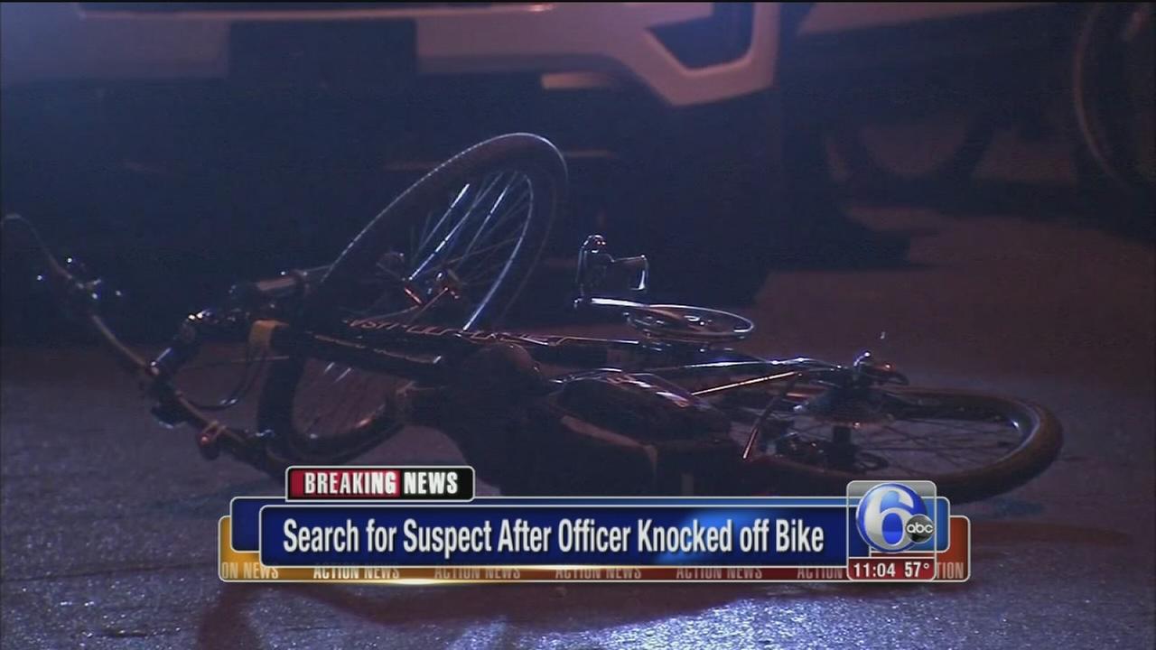 VIDEO: Police-involved ax