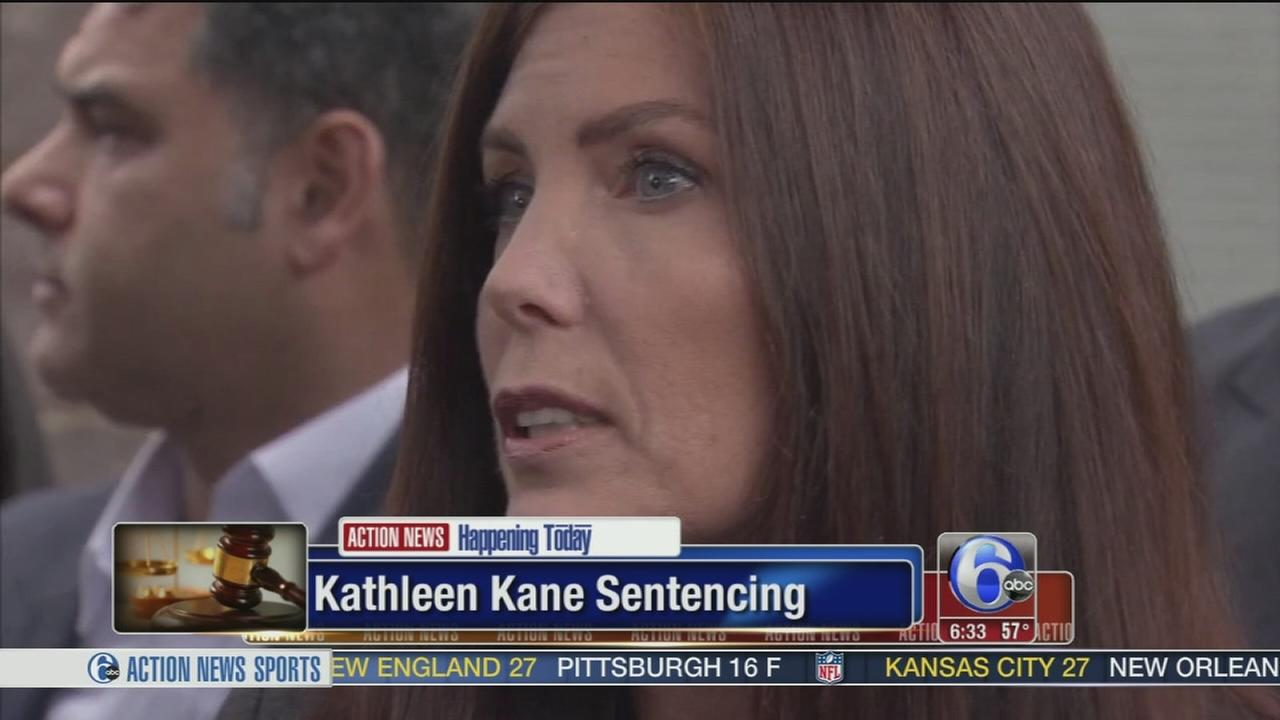 VIDEO: Kane sentencing today