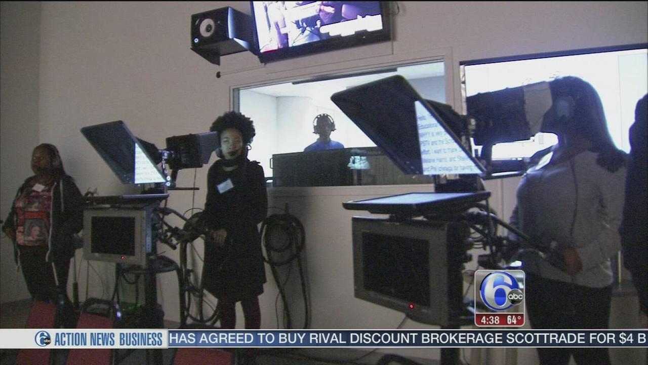 PSTV, Philadelphia schools TV