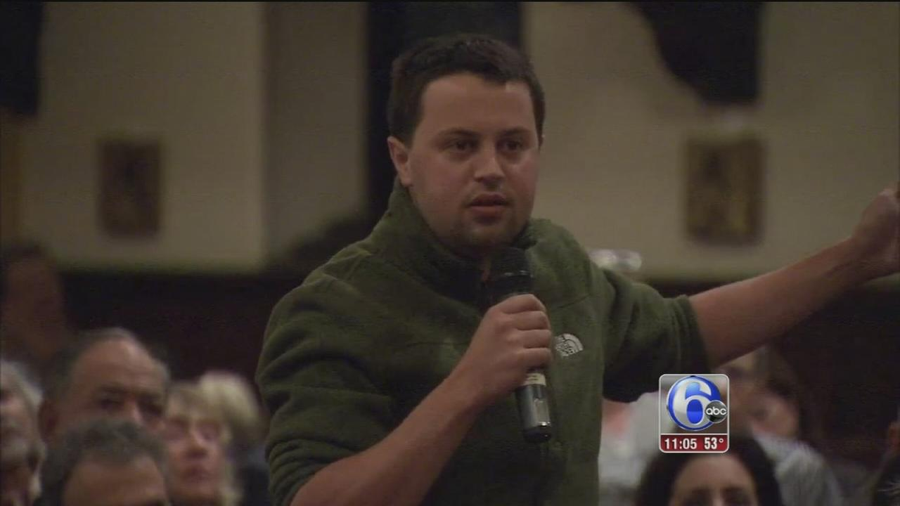 VIDEO: Rittenhouse Square meeting