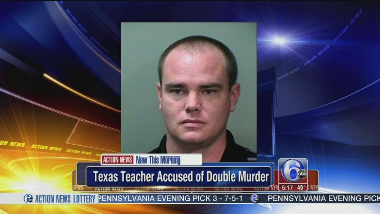 VIDEO: Dallas-area middle school teacher accused murder