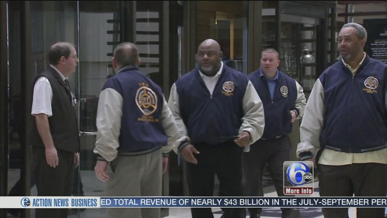 VIDEO: SEPTA contract talks