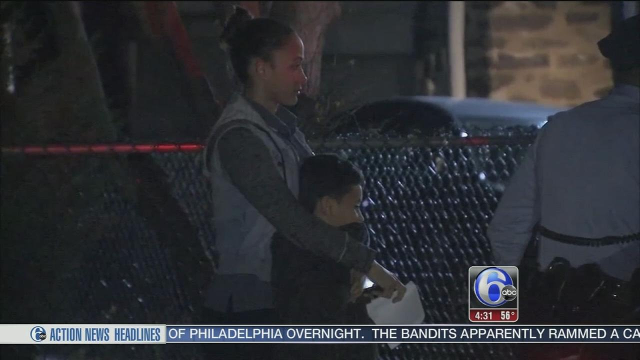 VIDEO: Police: Man stole car with boy in back seat