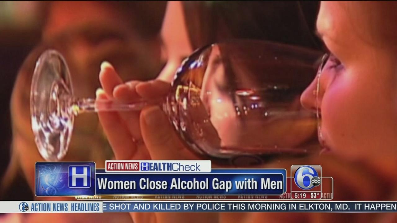 VIDEO: Millennial women close the drinking gender gap