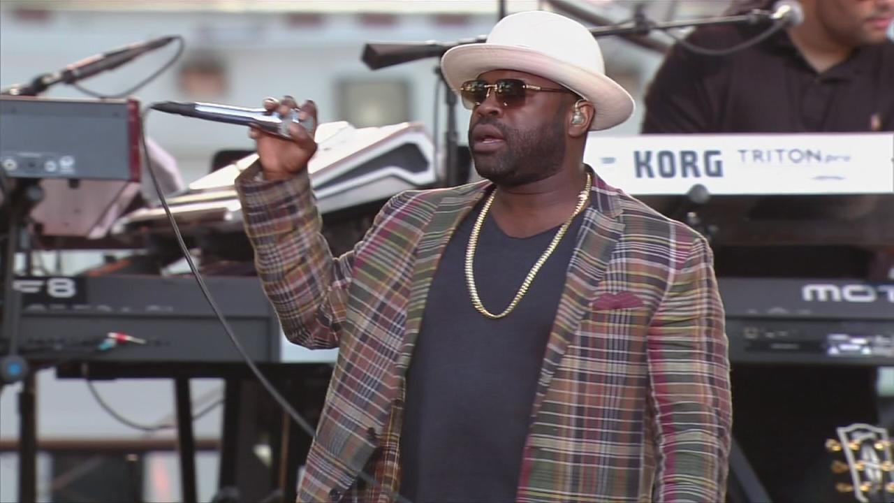 Philly Jam 2014: The Roots <span class=meta>(WPVI)</span>