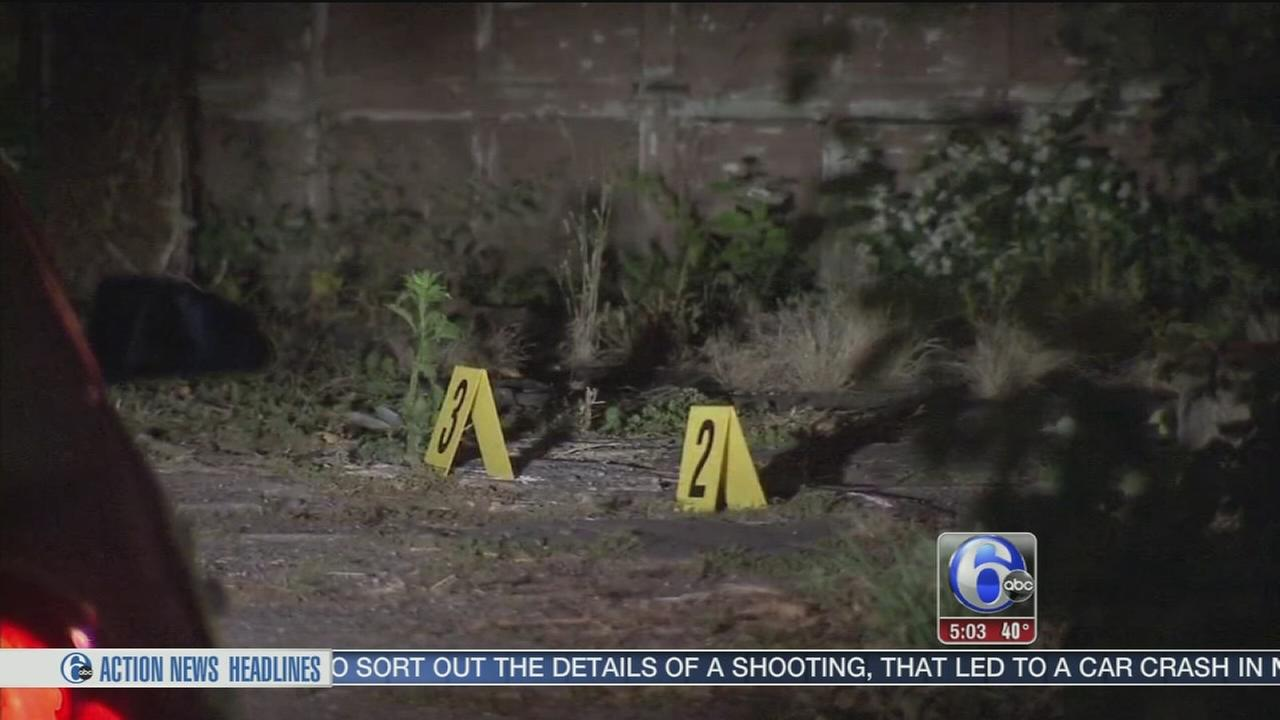 VIDEO: Man critical after West Oak Lane shooting