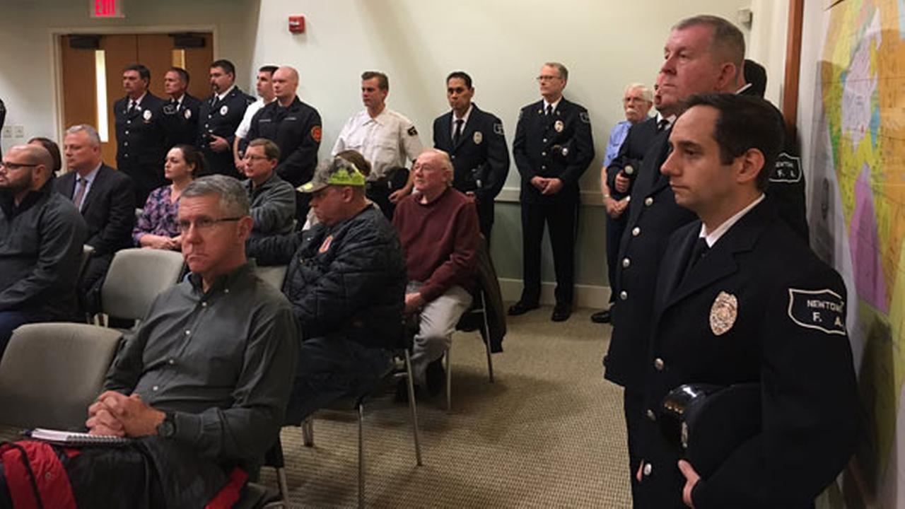 Newtown debates over future of volunteer fire department