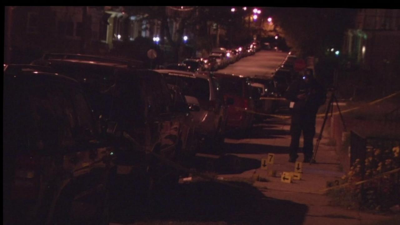 PICTURES: Police: Man shot execution style in West Oak Lane
