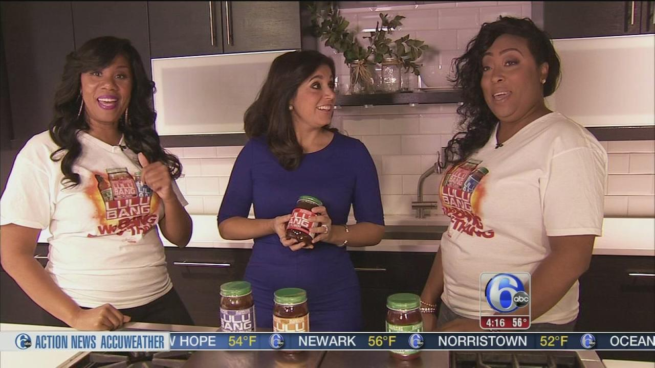 VIDEO: West Philadelphia sisters bring homemade hot sauces to Shark Tank