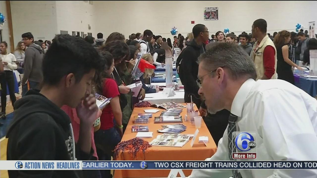 College and Career Readiness Fair