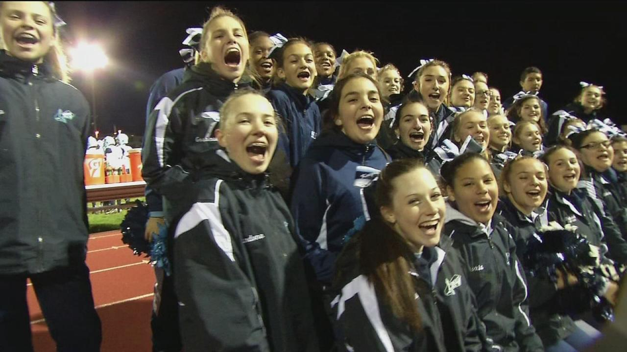 VIDEO: North Penn High School Cheerleaders