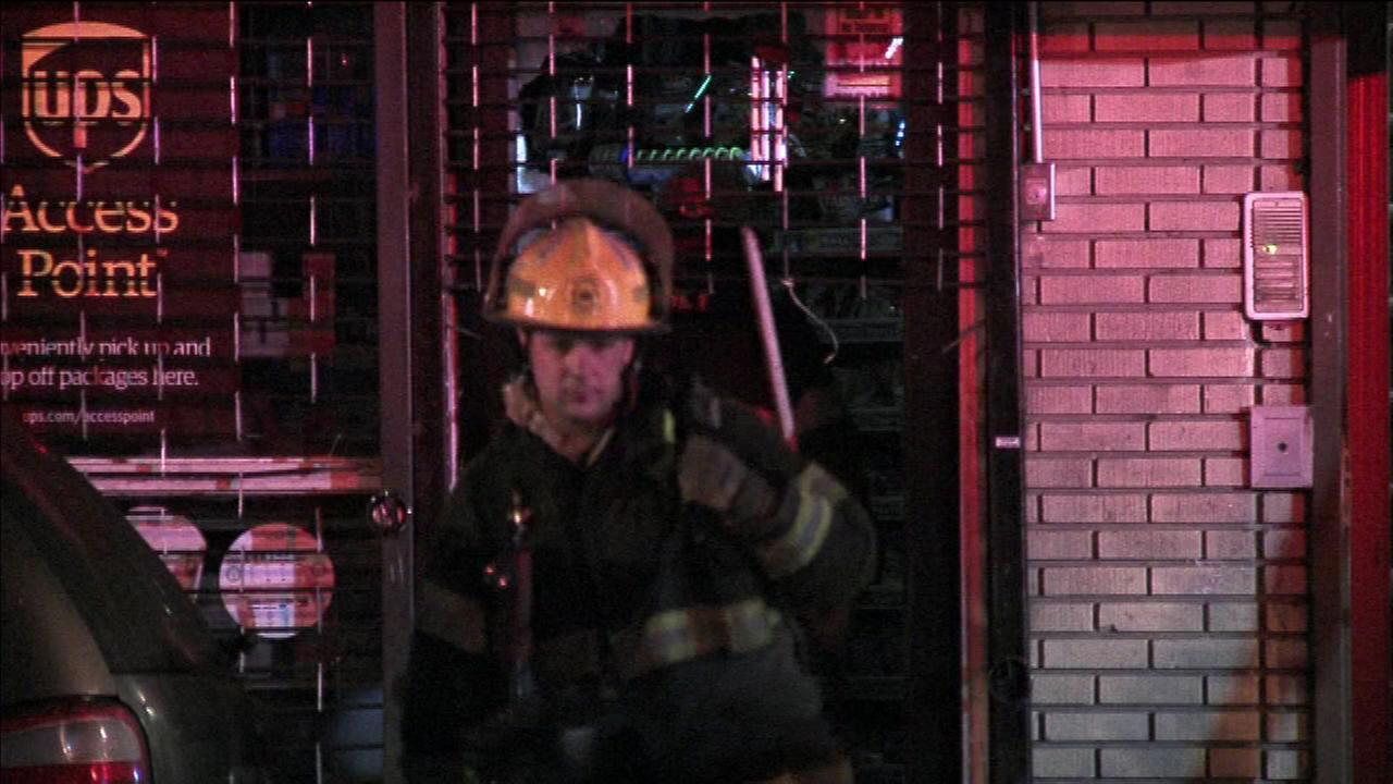 October 29, 2016 - Firefighters battled an early morning fire in Germantown Saturday morning.