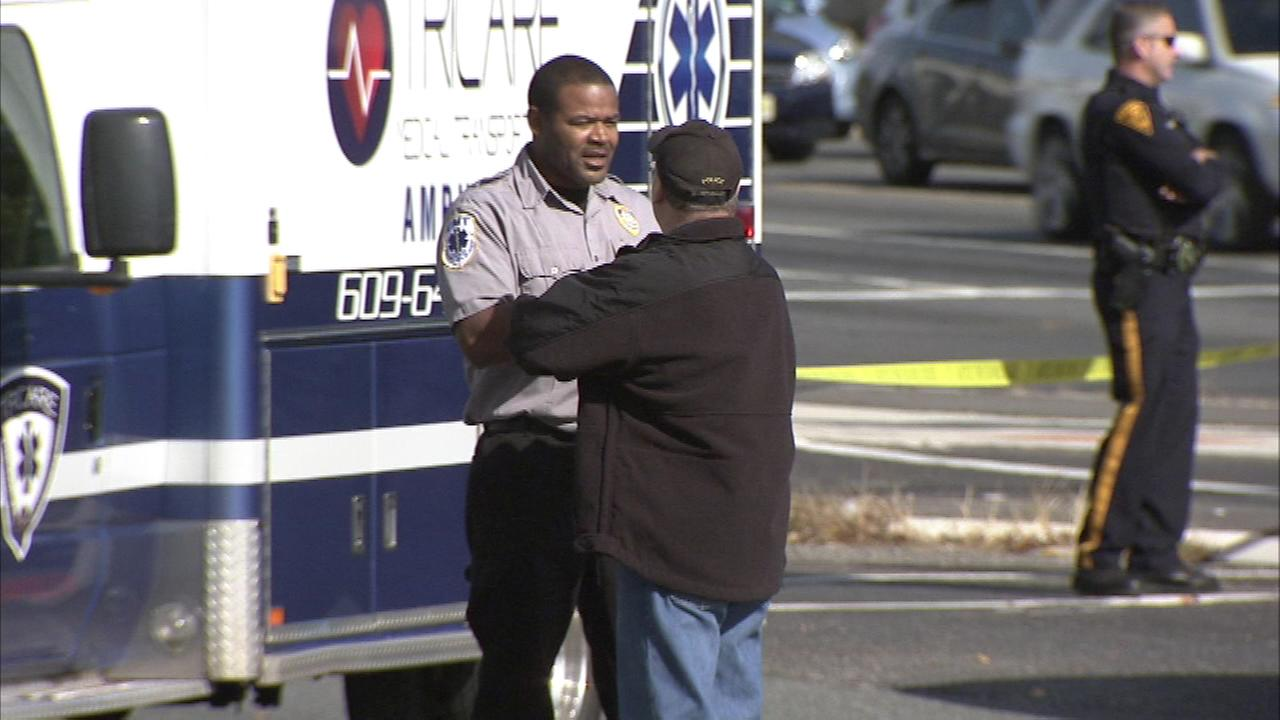 October 29, 2016: Camden County prosecutors say the shooting happened at 9:41 a.m. near the intersection of Routes 130 and 168 in Haddon Township, N.J.