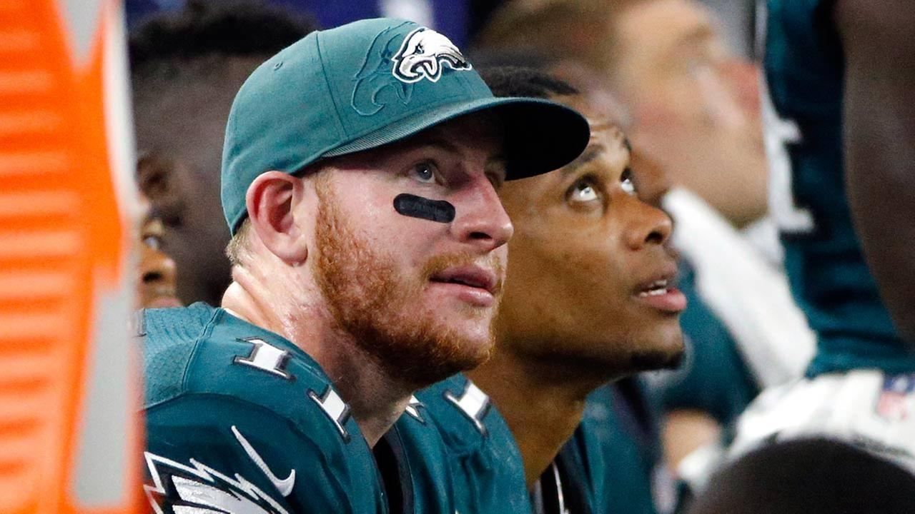 Eagles let NFC East road game get away, with another coming