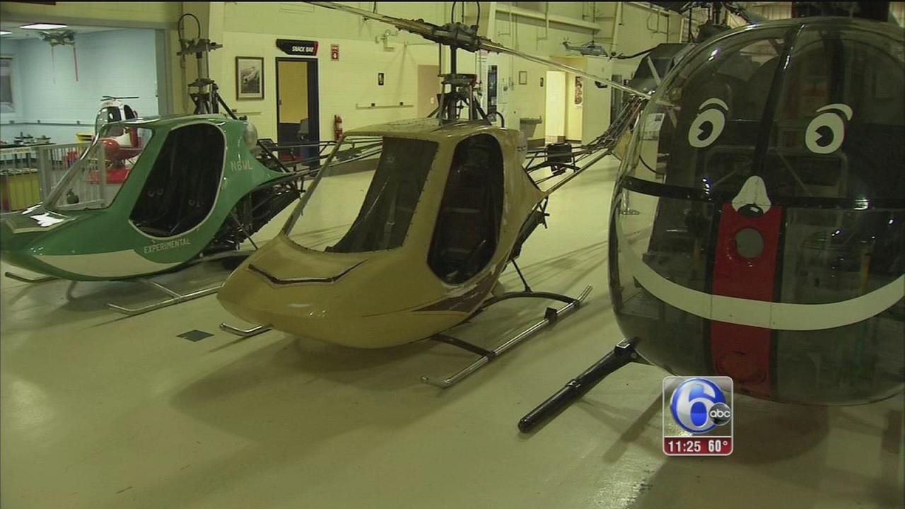 VIDEO: American Helicopter Museum celebrates 20th anniversary