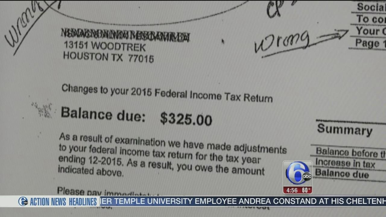 VIDEO: Consumer Reports: IRS tax scammers targeting Obamacare customers