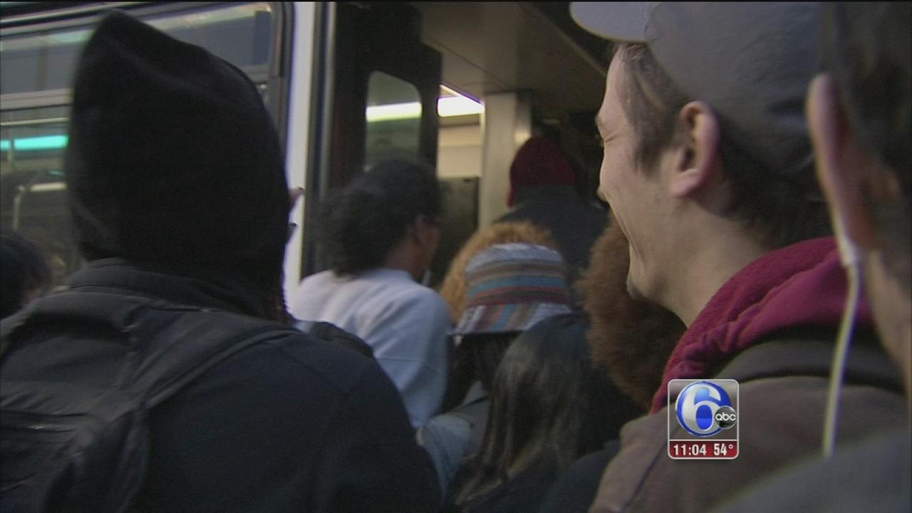 VIDEO: SEPTA strike impact on students