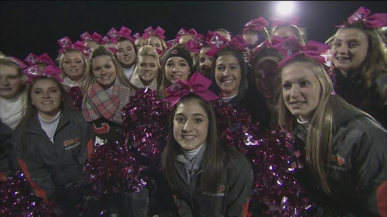 VIDEO: HS Huddle cheer