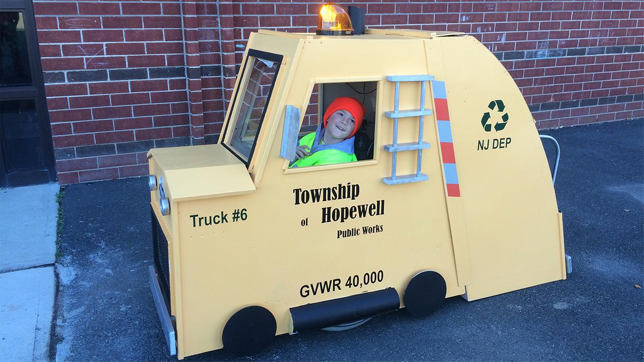 Harrison as a Hopewell Township worker. Carolyn Mylowe
