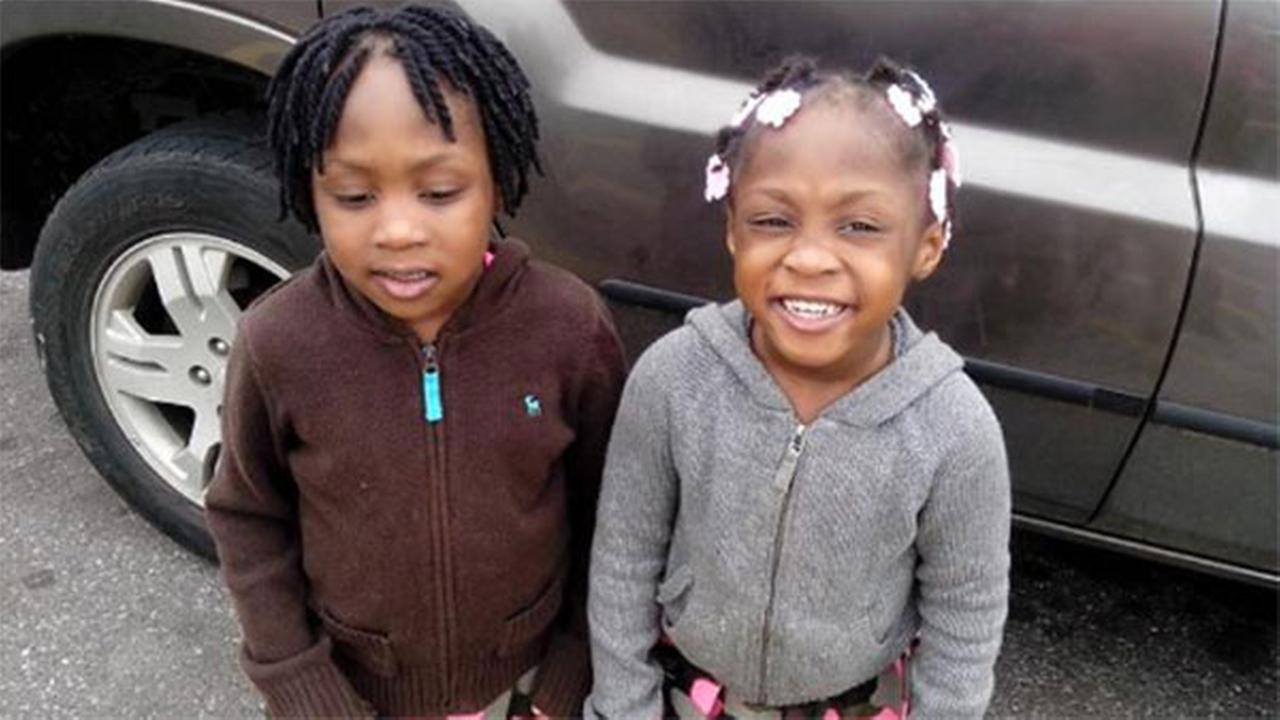 Two 4-year-old twins Marie and Maria Boawah both died when a 3-alarm fire tore through a rowhome in Southwest Philadelphia on Saturday, July 5, 2014.