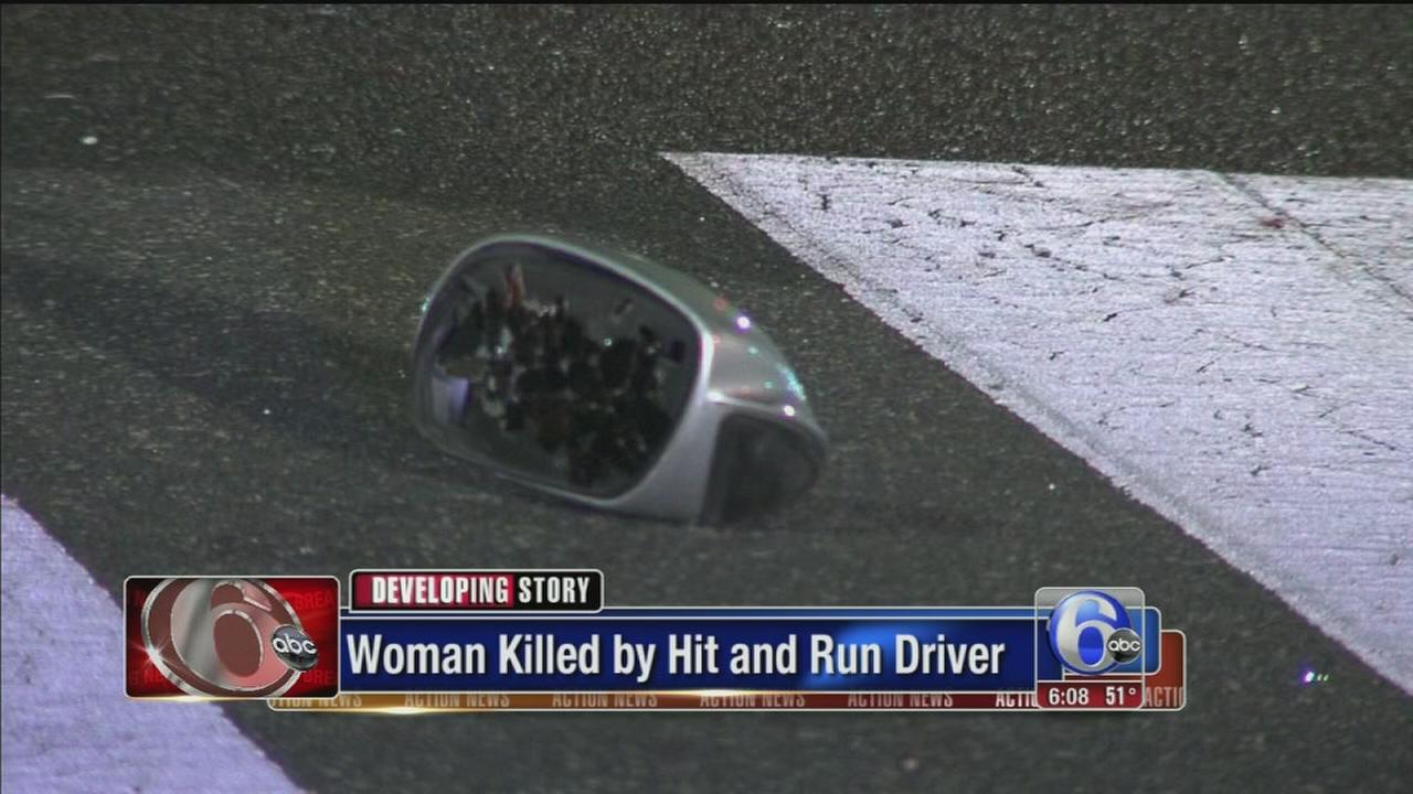 VIDEO: Woman killed in hit-and-run