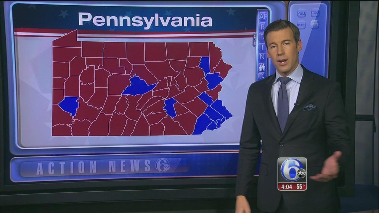 VIDEO: Breaking down Pennsylvania