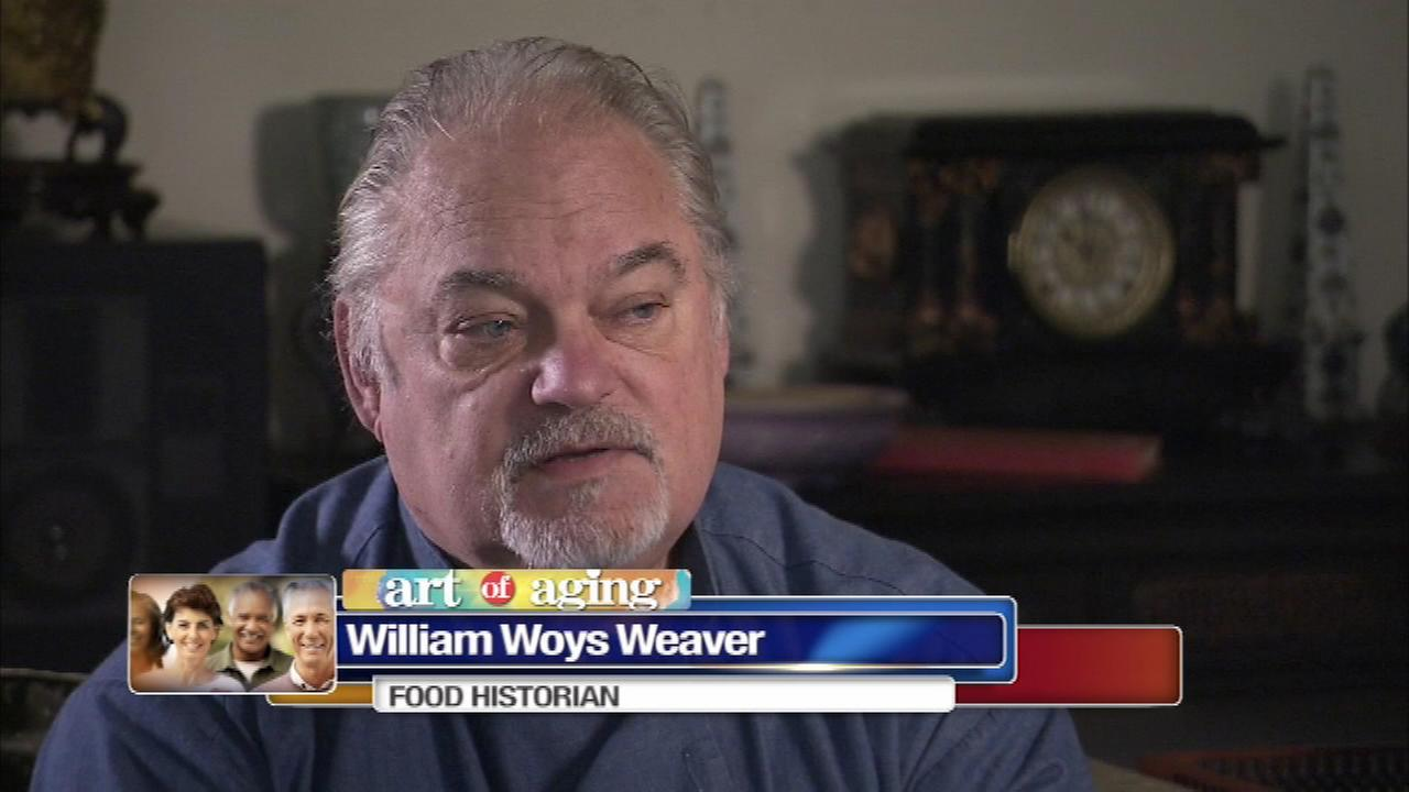 November 10, 2016 - William Woys Weaver pivoted from a planned career in architecture to the unlikely job of internationally known food historian.