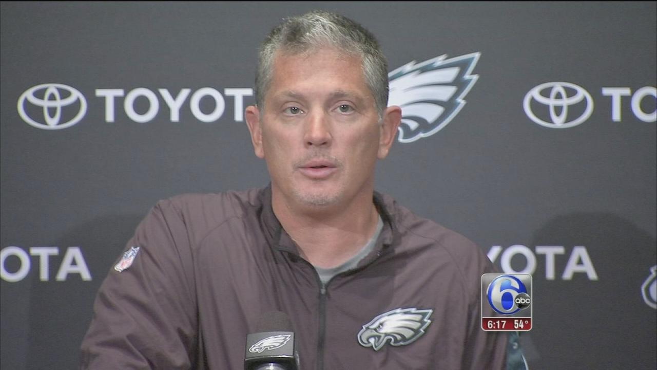 VIDEO: Eagles cant sleep