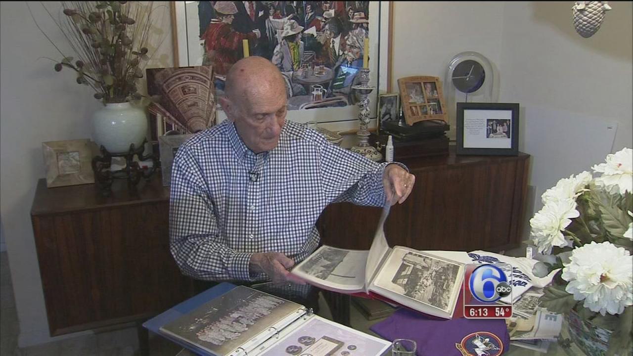 VIDEO: Veteran photog
