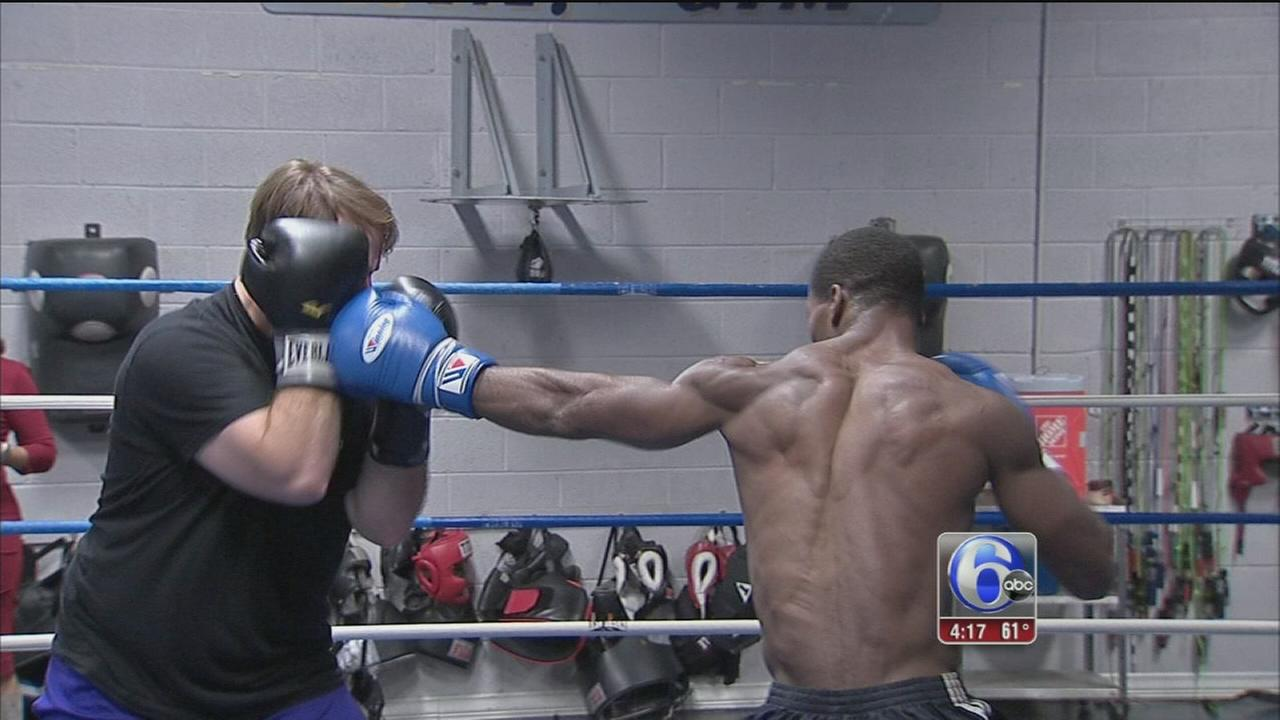 VIDEO: New nonprofit offers veterans therapy through boxing