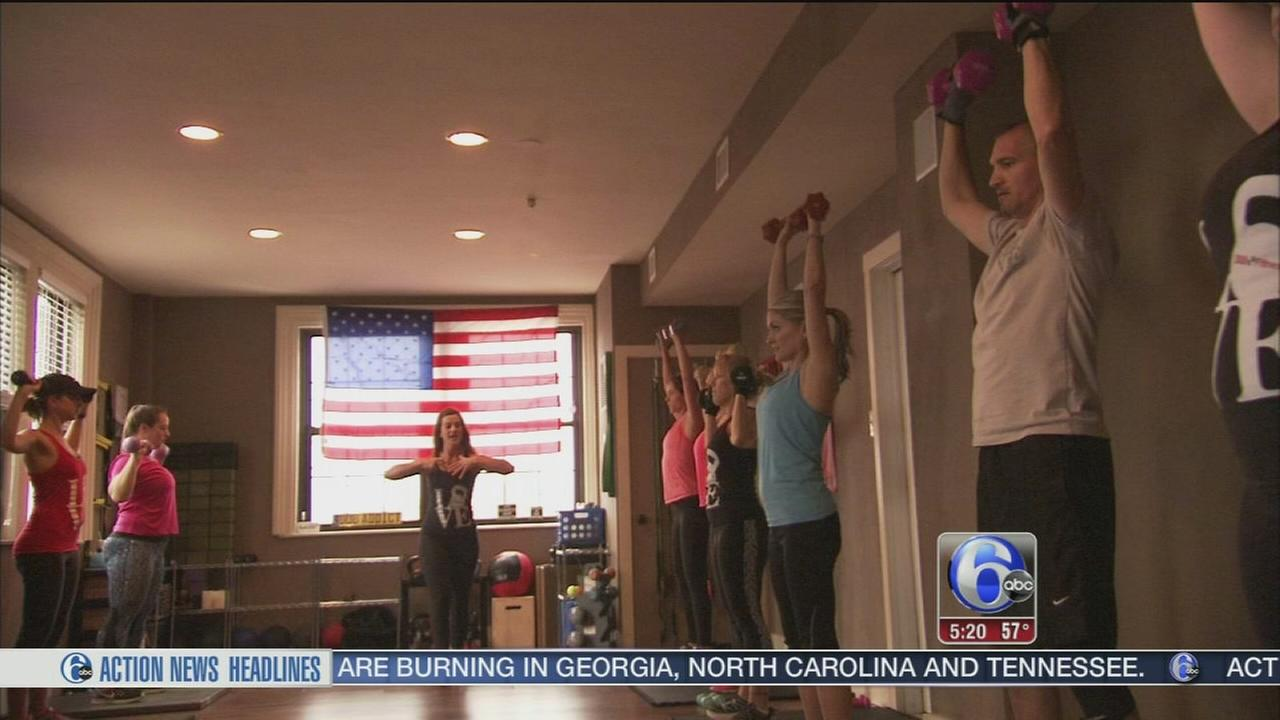 VIDEO: Veterans Day Fitness