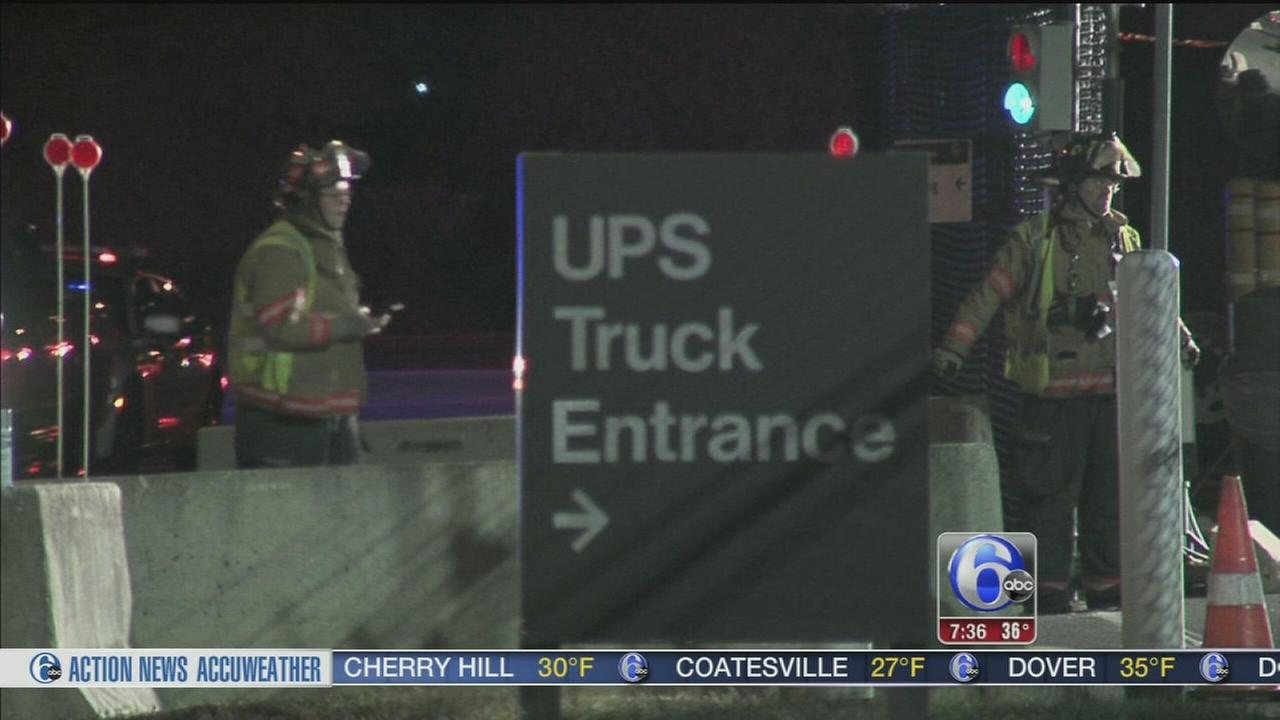 VIDEO: 1 dead after car and SEPTA bus collide in Delco