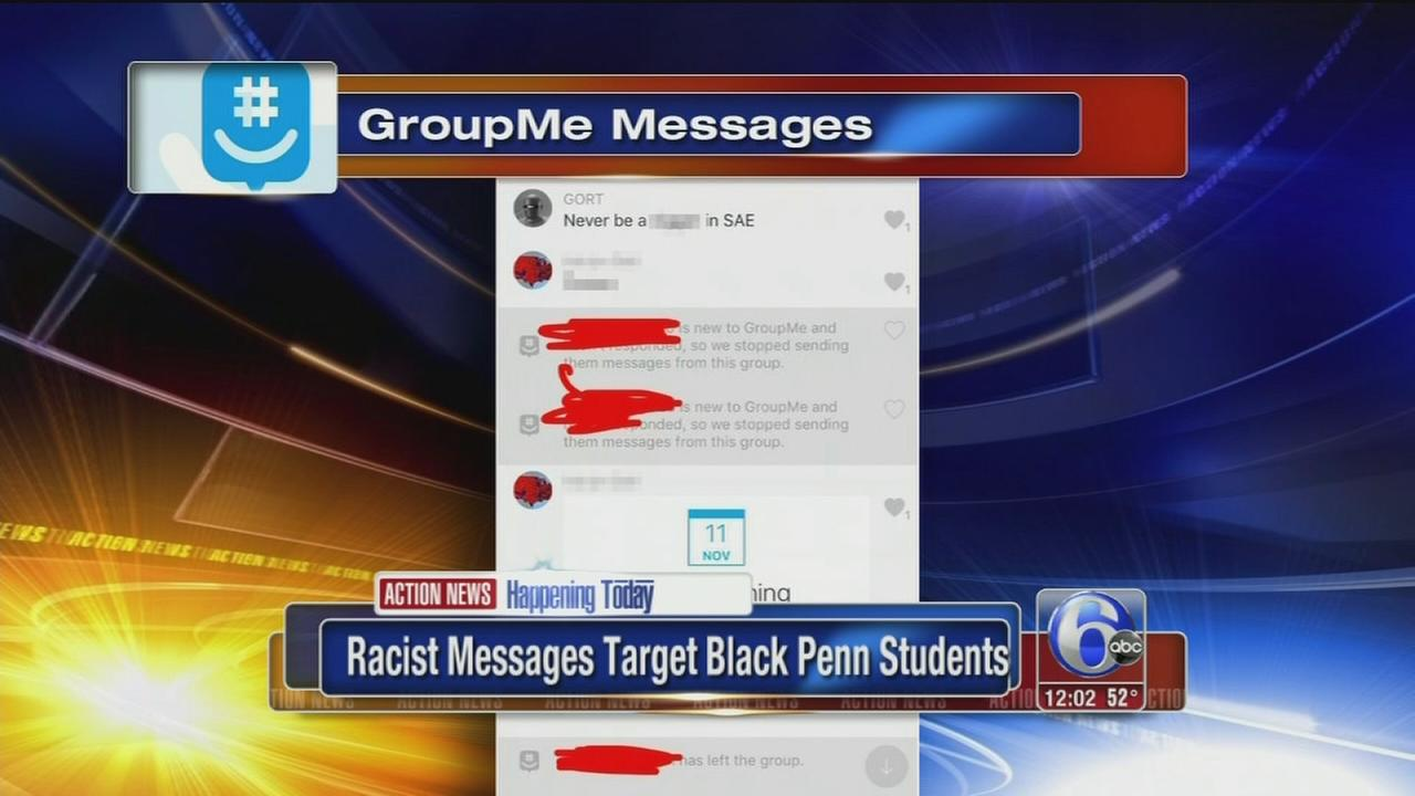VIDEO: NAACP addresses racist messages