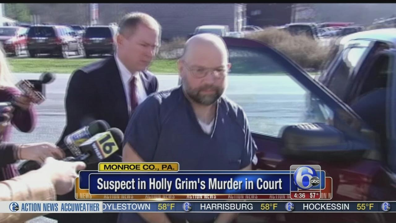 VIDEO: Hearing held for suspect in killing of Lehigh Co. woman