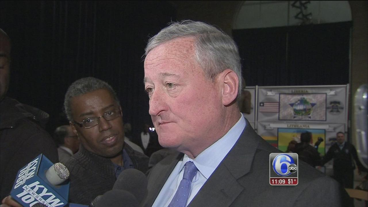VIDEO: Mayor Kenney: I will stand up against hate crimes