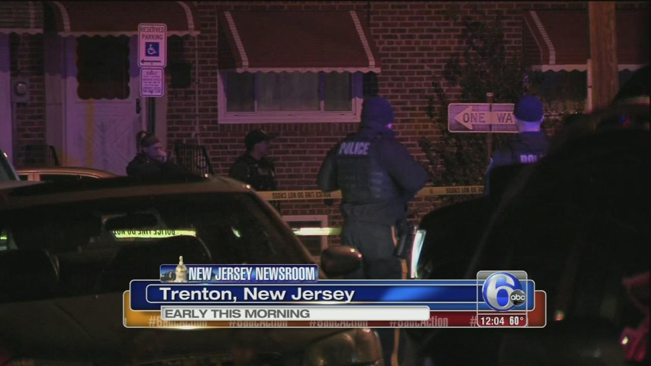 VIDEO: Man shot and killed in Trenton