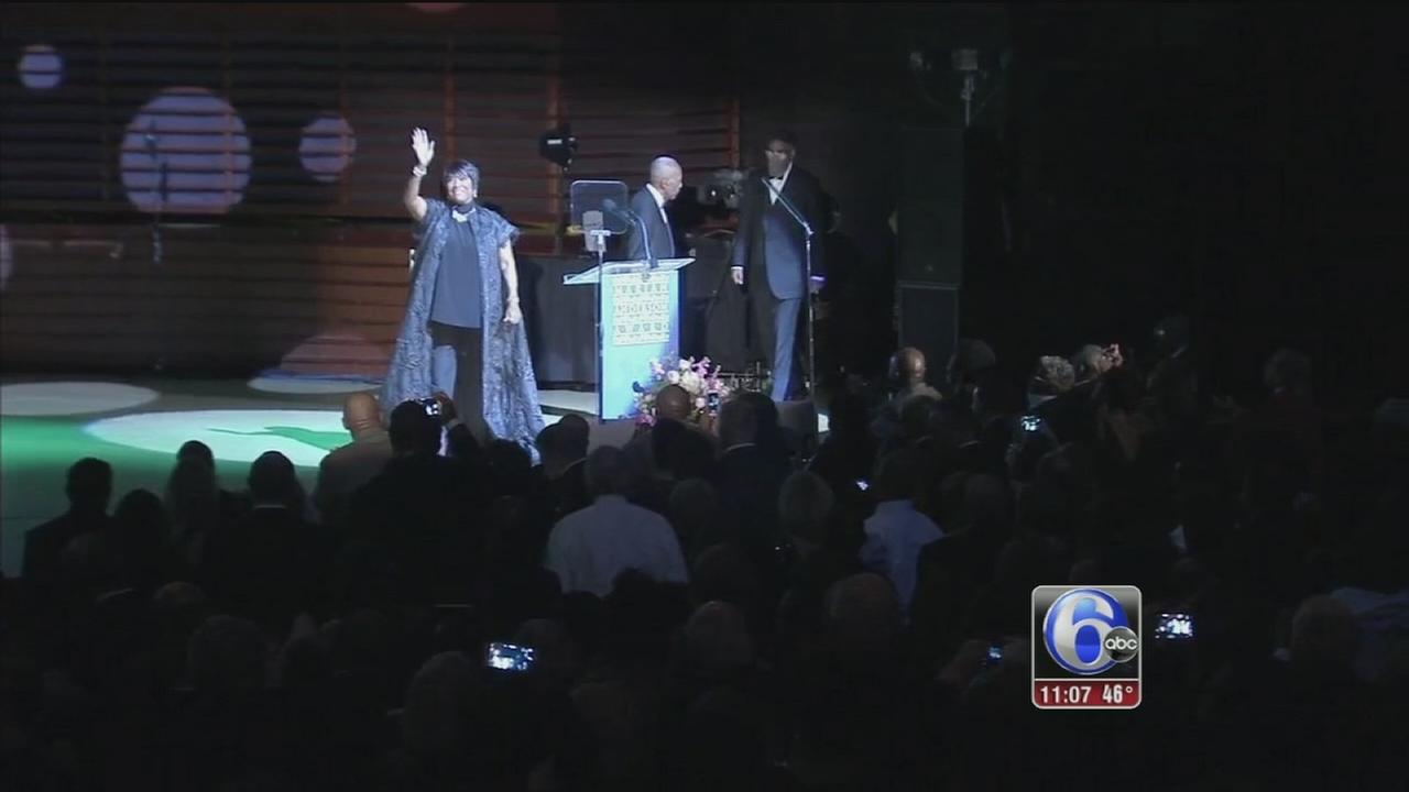 VIDEO: Marian Anderson Awards