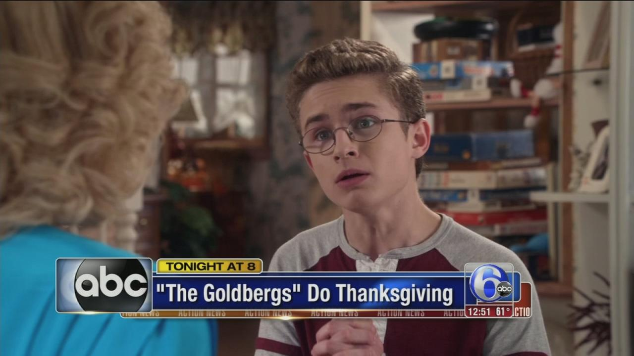 VIDEO: The Goldbergs Thanksgiving