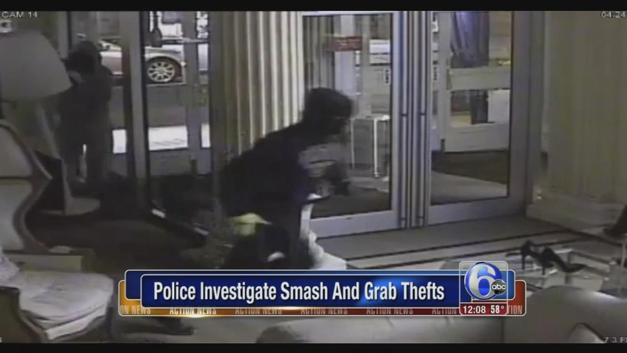 ... in Moorestown may be linked to Philly smash-and-grabs | 6abc.com