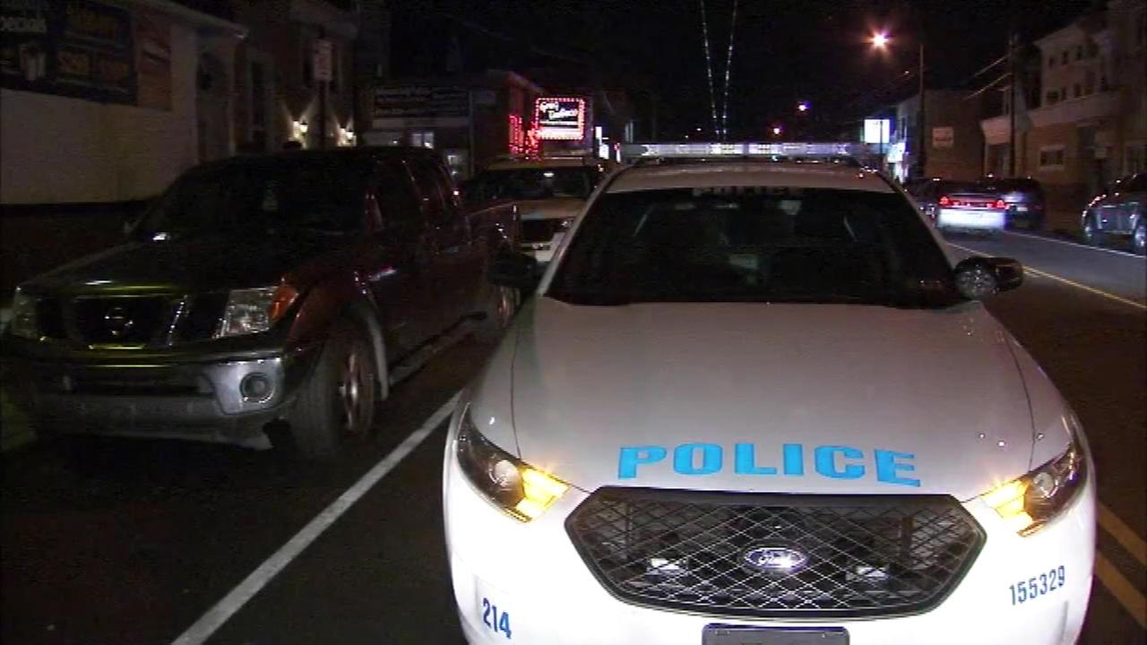 November 17, 2016: Police were called to the 8000 block of Frankford Avenue in the Holmesburg section of Philadelphia just after 6:30 p.m.