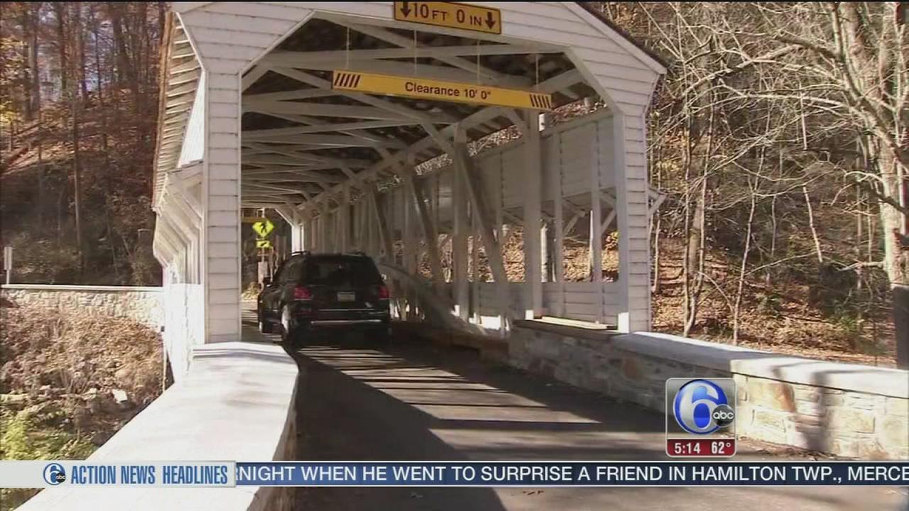 VIDEO: Bridge reopens