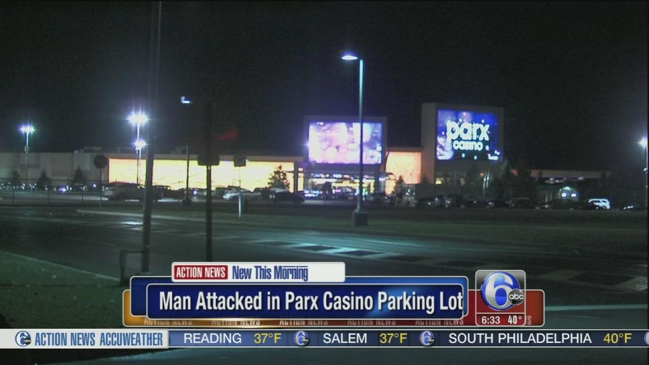VIDEO: Parx Casino attack