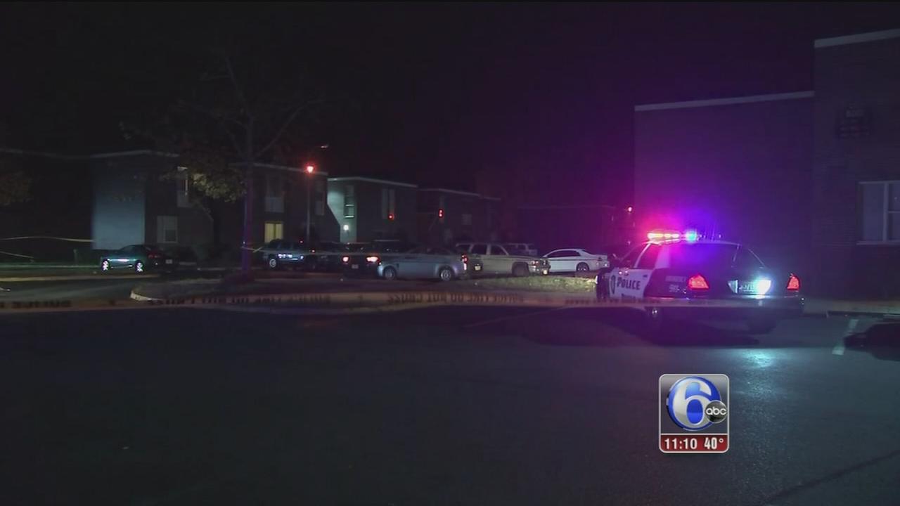 VIDEO: Millville shooting