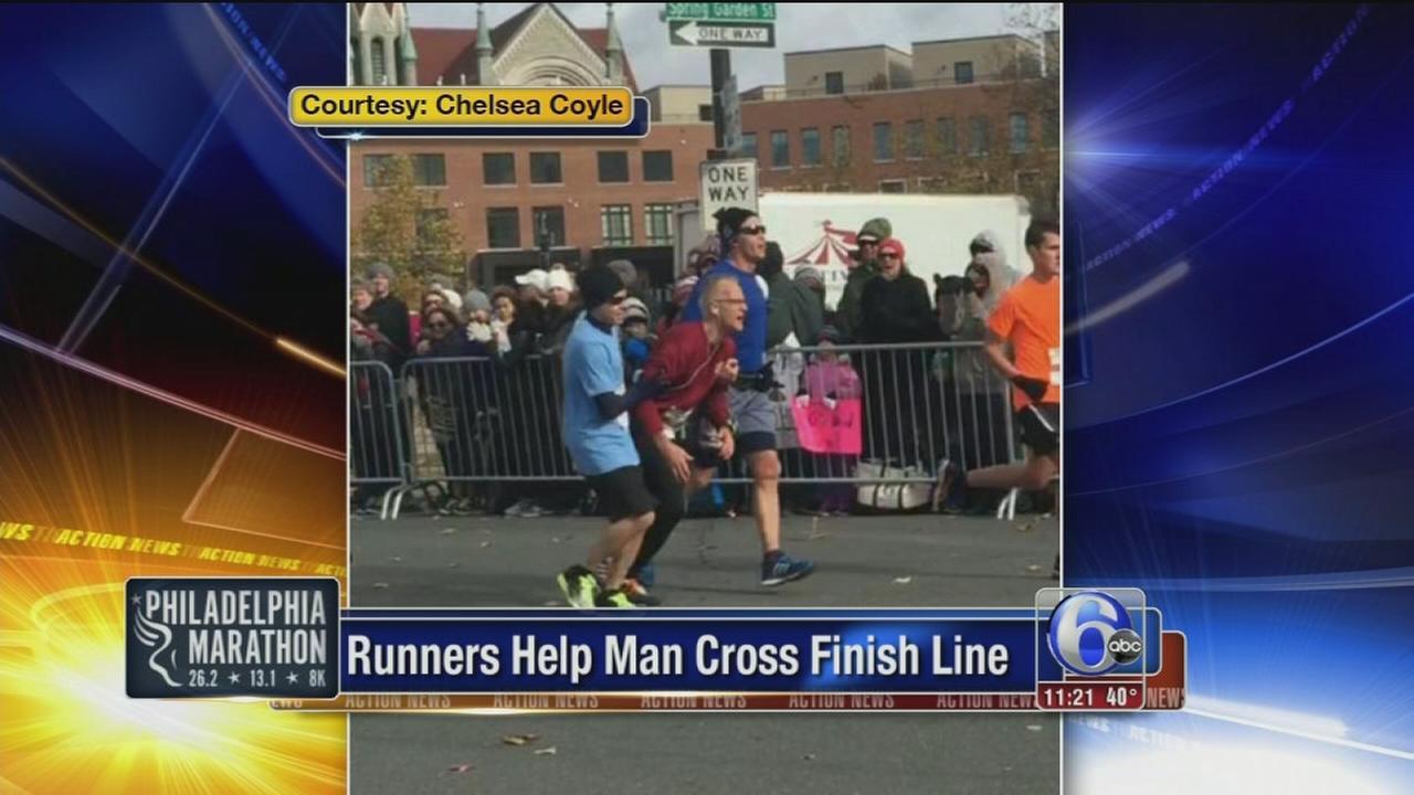 VIDEO: Marathon help